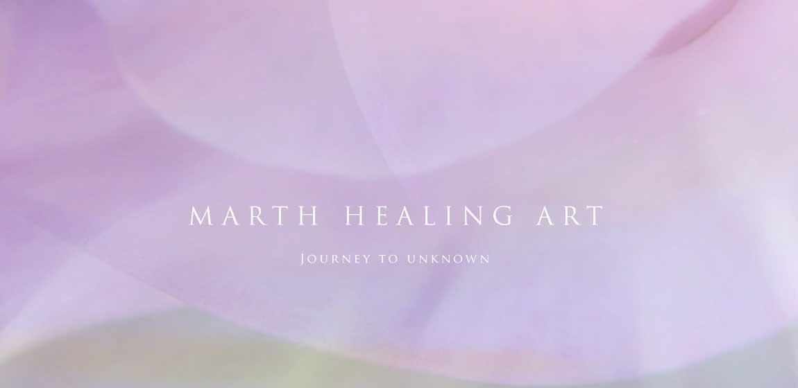MARTHのヒーリングCDコレクション